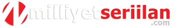 MİLLİYET SERİ İLAN Logo