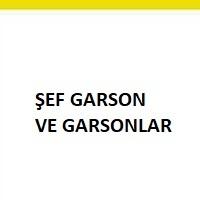 şef garson aranıyor, şef garson elemanı, şef garson iş ilanı, garson arayan, garson iş ilanları sayfası