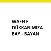 waffle dükkanına eleman aranıyor, bay eleman ilanı, bayan eleman iş ilanı, avm bay eleman arayan, avm bayan eleman ilan sayfası